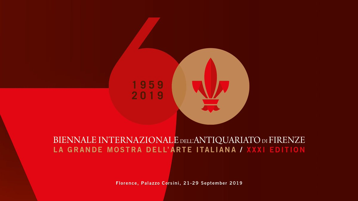 BIENNALE INTERNAZIONALE DELL'ANTIQUARIATO DI FIRENZE 21.09 | 29.09.2019